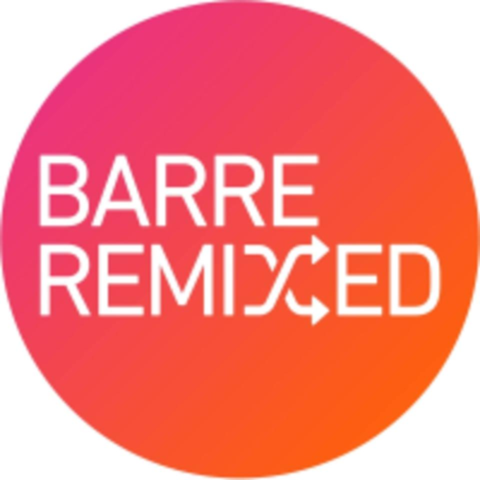 Barre Remixed logo