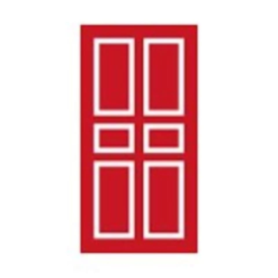 The Red Door Salon & Spa logo