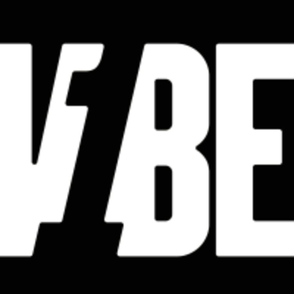 V1BE logo