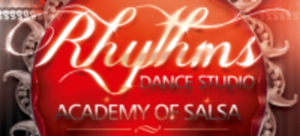 Rhythms Dance Studio logo