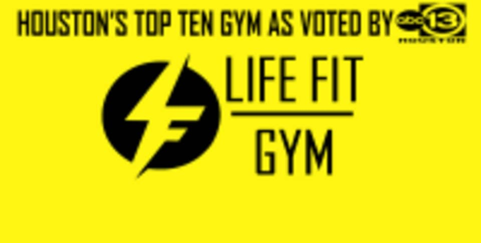 Life Fit Gym - Champion logo