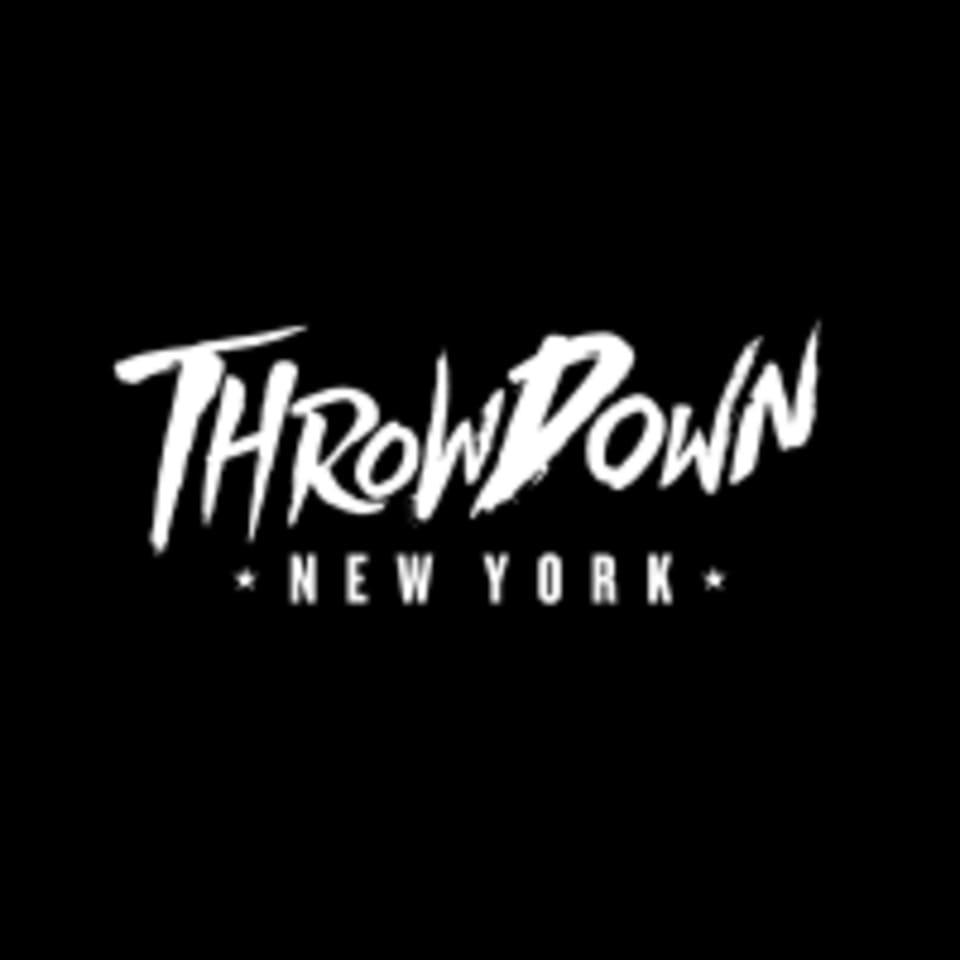 Throwdown NYC logo