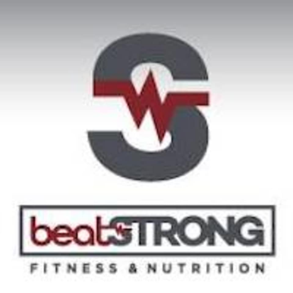 Beat Strong Fitness & Nutrition logo