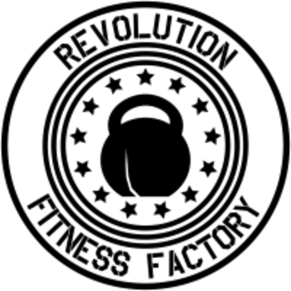 Revolution Fitness Factory logo
