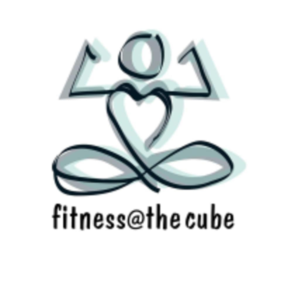 Fitness @ The Cube logo