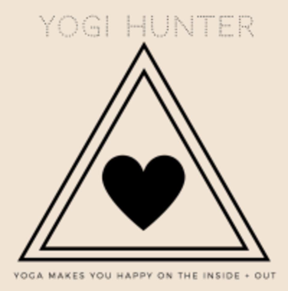 YOGi Hunter logo
