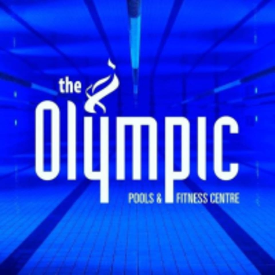 The Olympic Pools & Fitness Centre logo