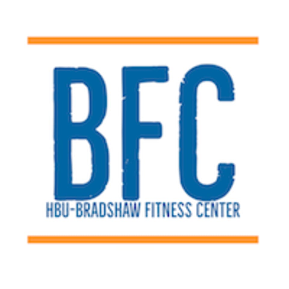 HBU Bradshaw Fitness Center logo