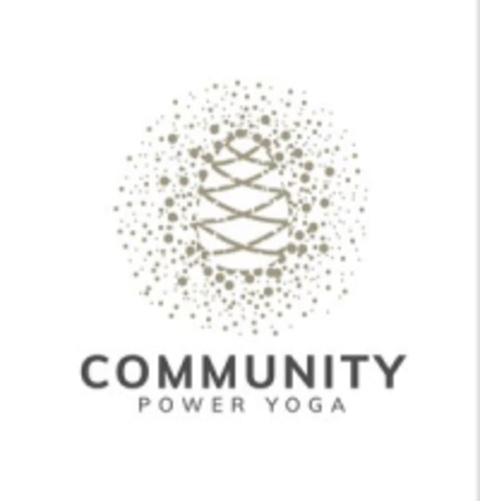 Community Power Yoga logo