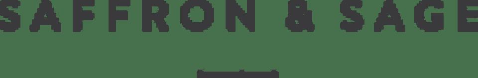 Saffron and Sage logo