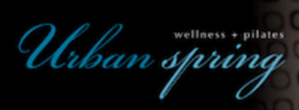 Urban Spring Pilates logo