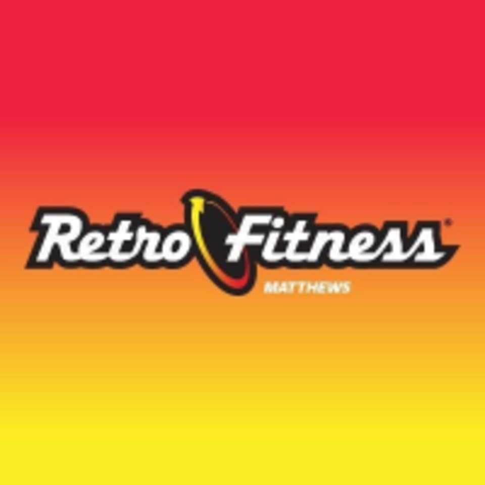 Retro Fitness of Matthews logo