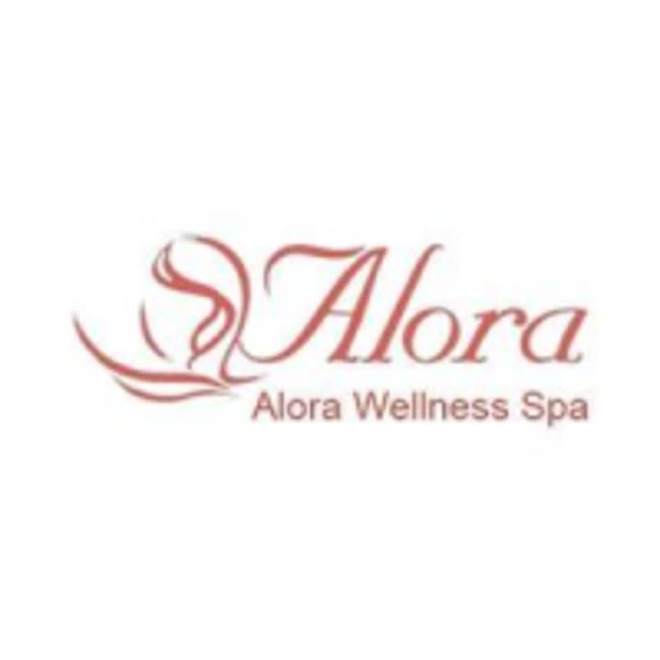 Alora Spa Yoga Studio logo