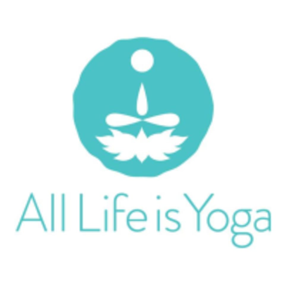 All Life Is Yoga logo