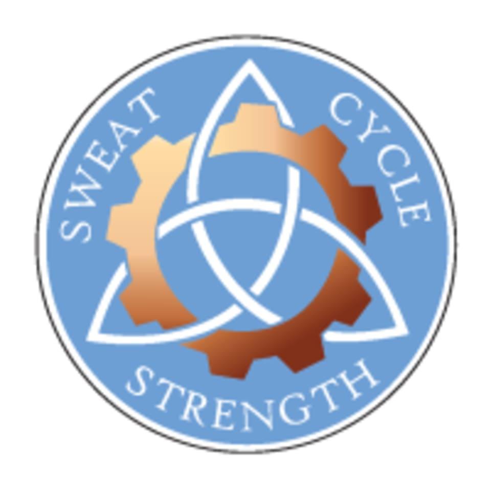 Sweat Cycle Strength  logo