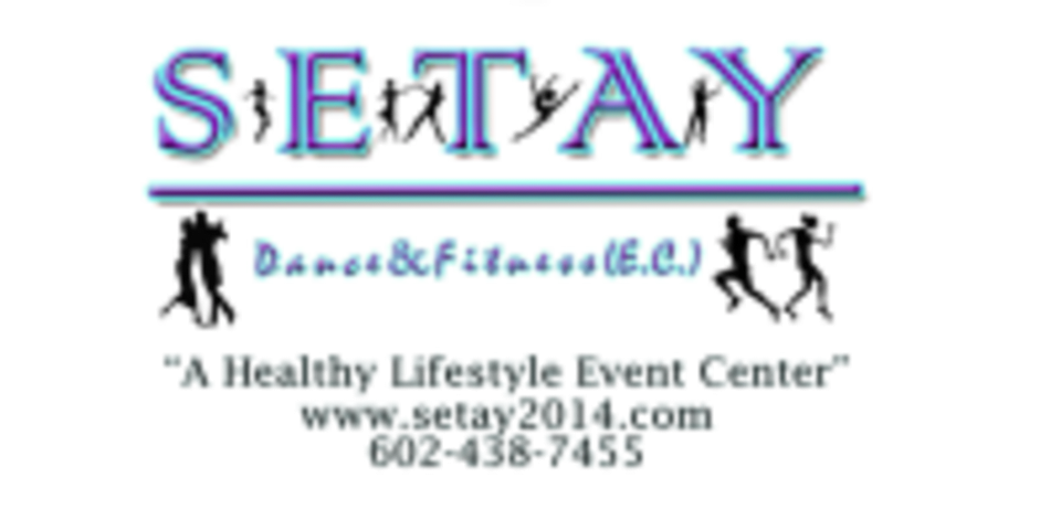 SETAY Dance & Fitness logo