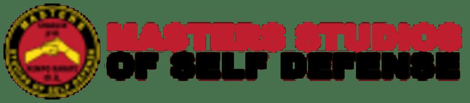 Masters Studios of Self Defense logo