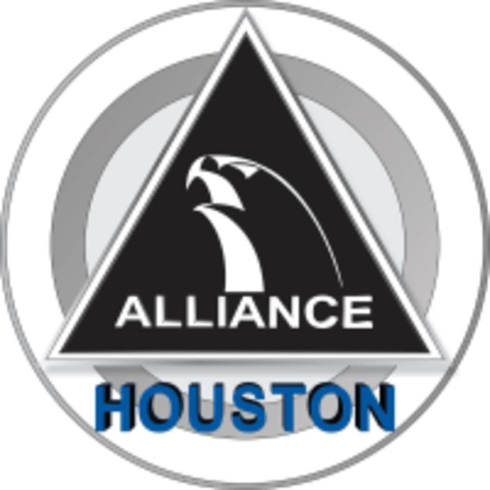 Alliance BJJ Houston logo