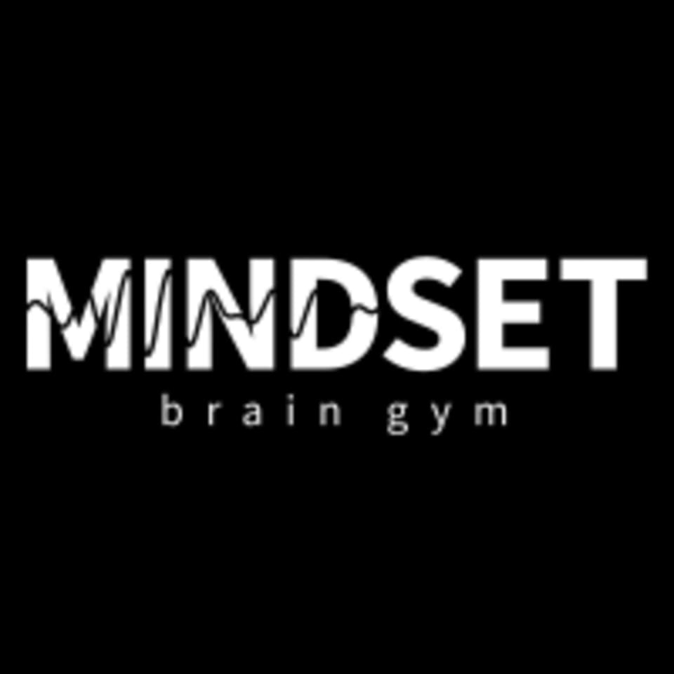 MINDSET brain gym logo