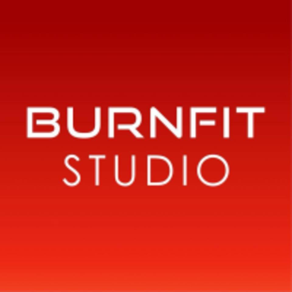 BurnFit Studio logo