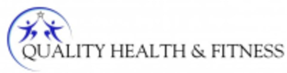 Quality Health & Fitness logo