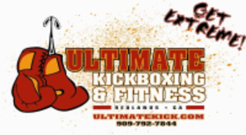 Ultimate Kickboxing & Fitness logo