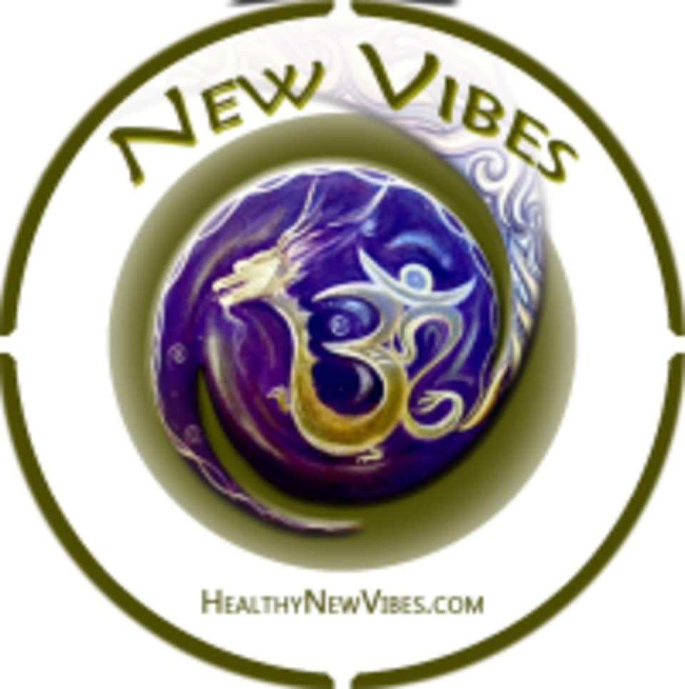 New Vibes Health & Acupuncture logo