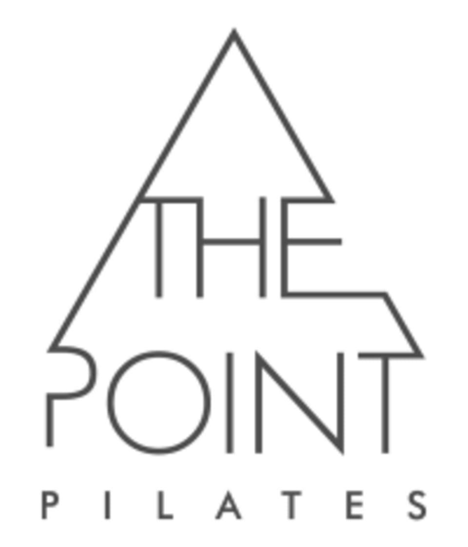 The Point Pilates logo
