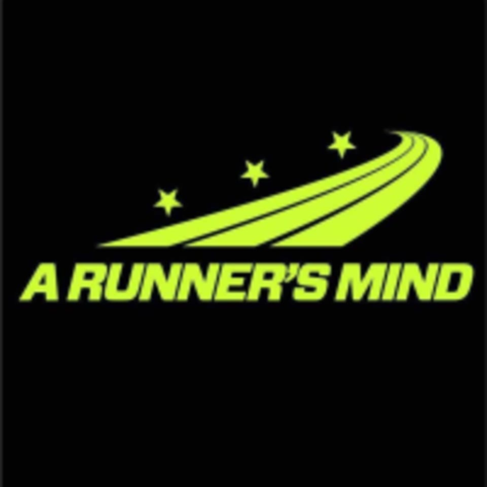 A Runner's Mind logo