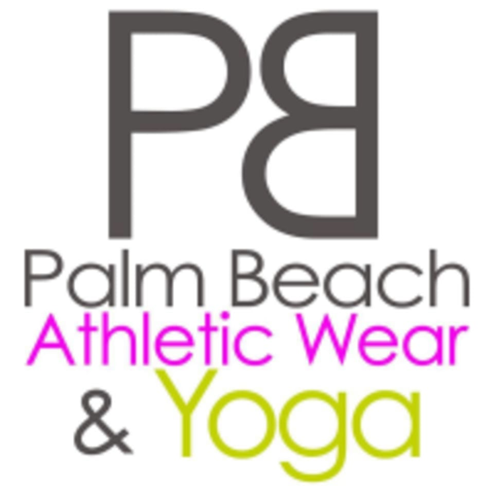 Palm Beach Athletic Wear & Yoga logo