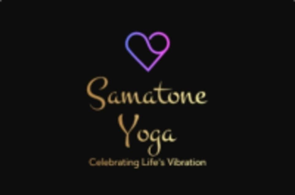 Samatone Yoga logo