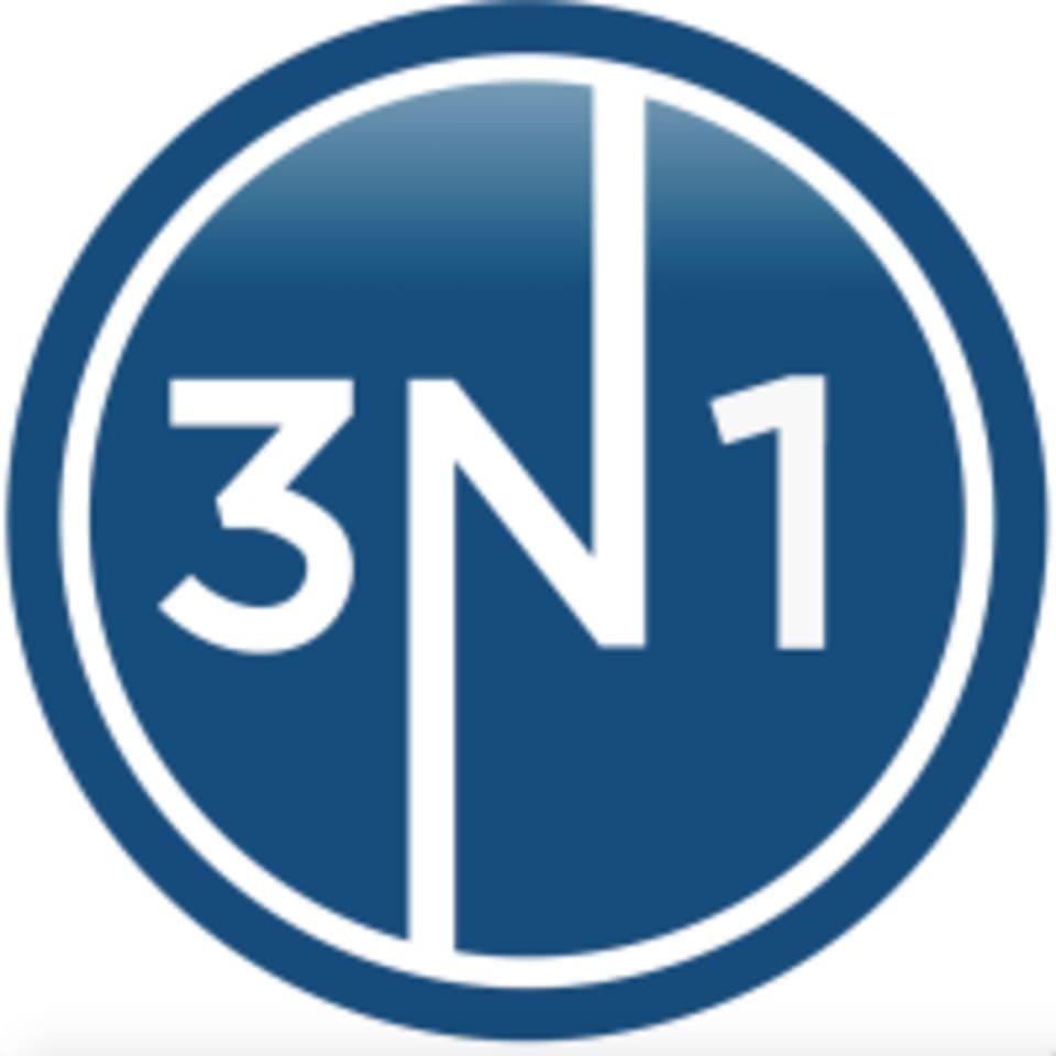3N1 Fitness Revolution  logo