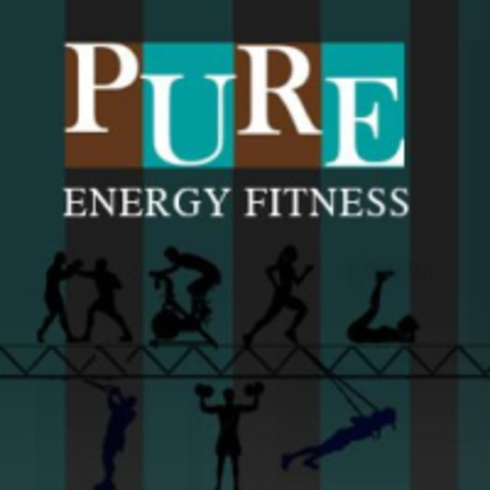 Pure Energy Fitness logo