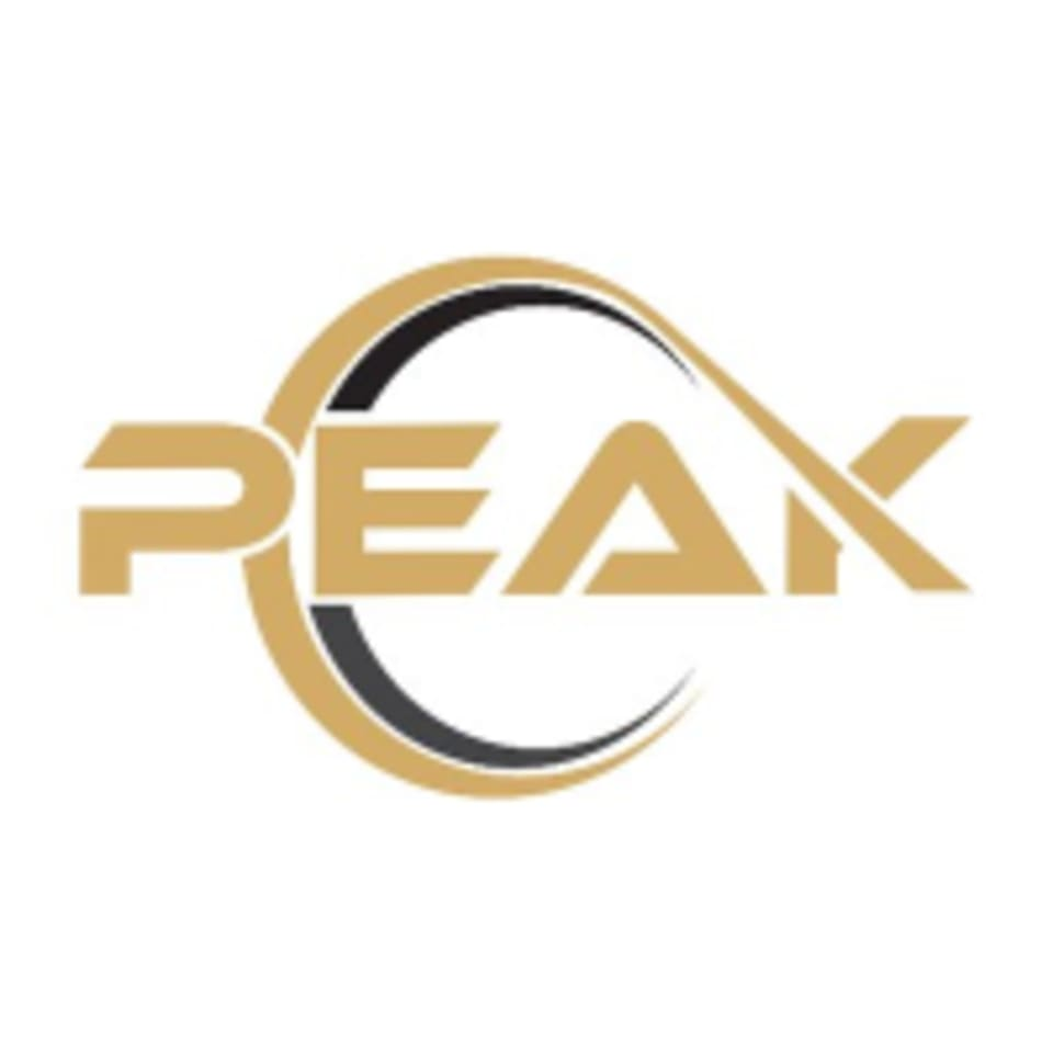 Peak Performance Cryo and Gym logo