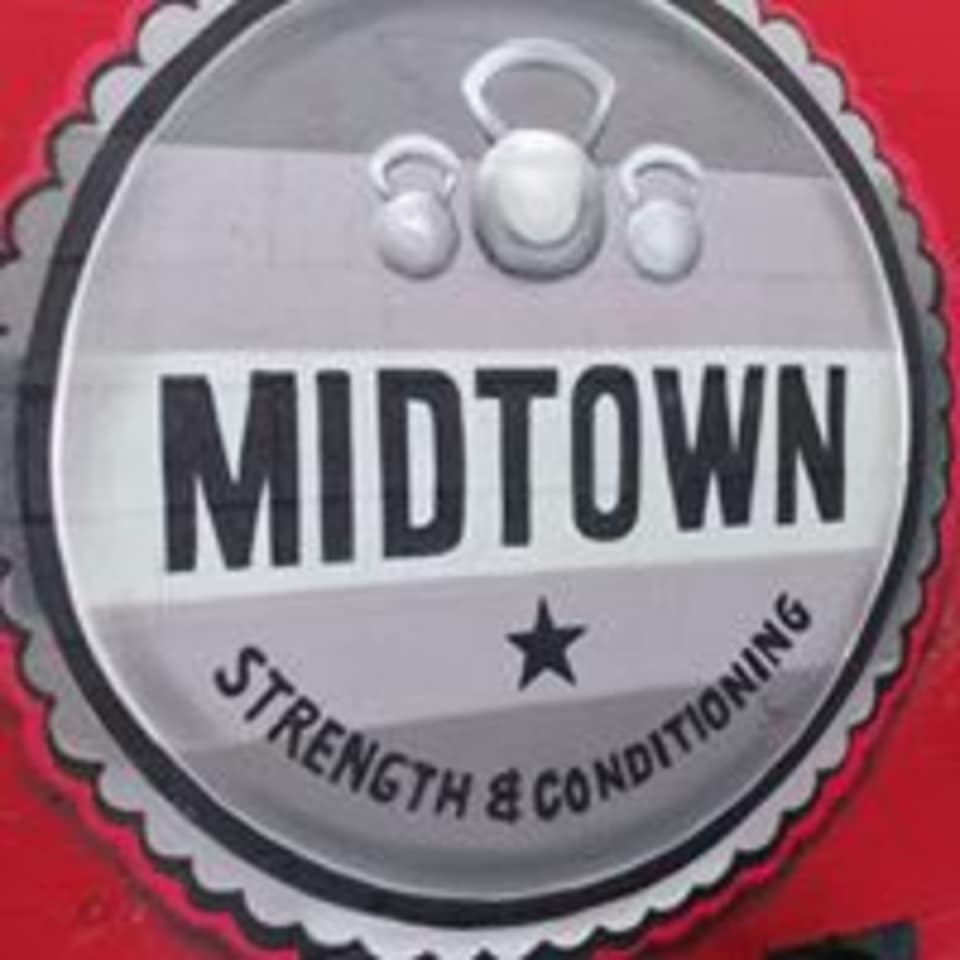 Midtown Strength & Conditioning logo