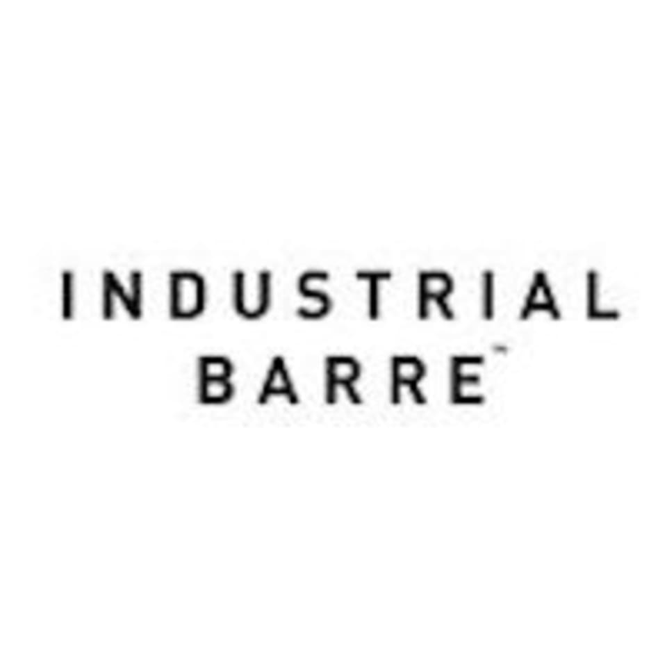 Industrial Barre + Industrial Ride logo