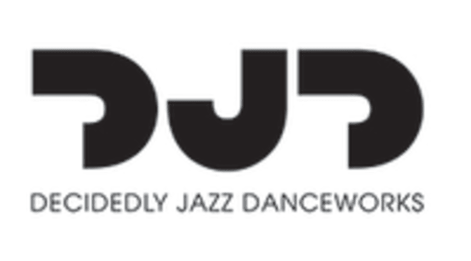 Decidedly Jazz Danceworks logo