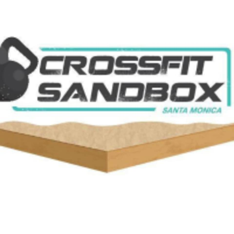 CrossFit Sandbox logo