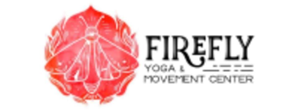 Firefly Yoga Center logo