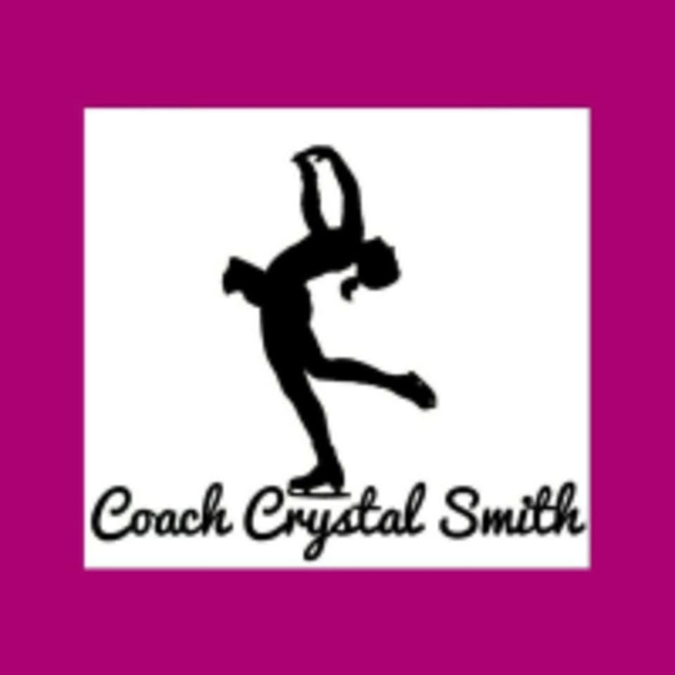 Coach Crystal Smith Skating - Ice Works logo