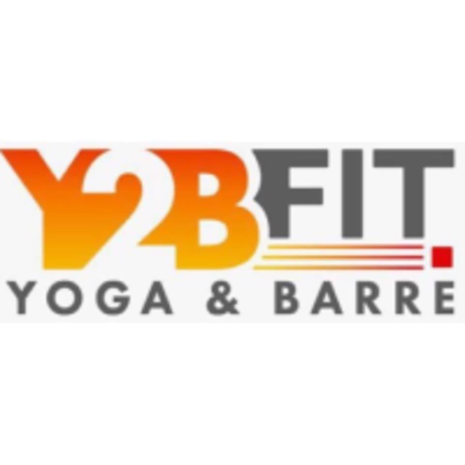 Y2B Fit  logo