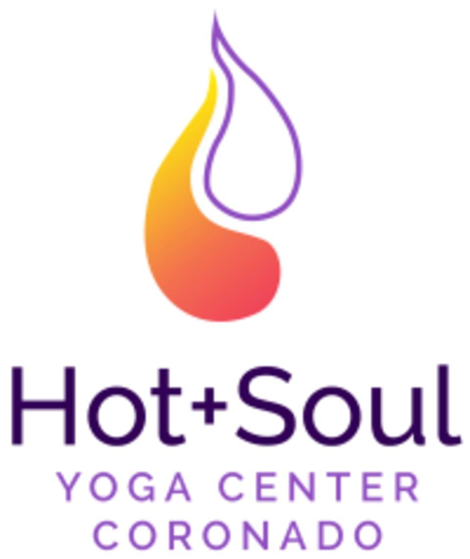hot + soul yoga center logo