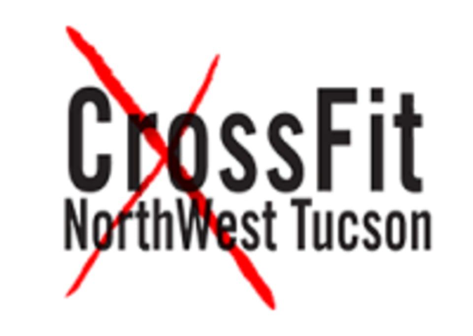 CrossFit NorthWest Tucson logo