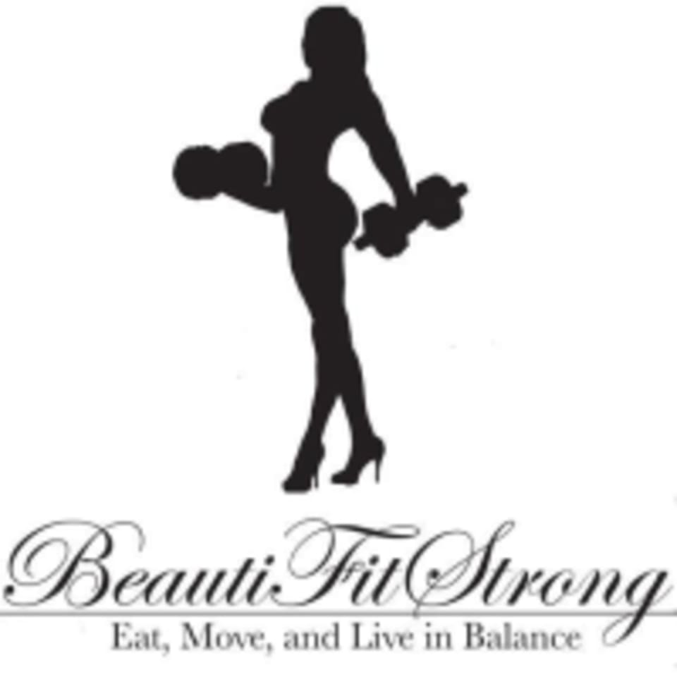 BeautiFitStrong logo