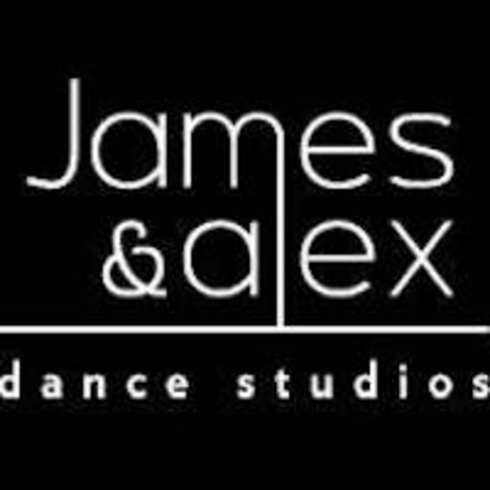 James and Alex Dance Studios logo