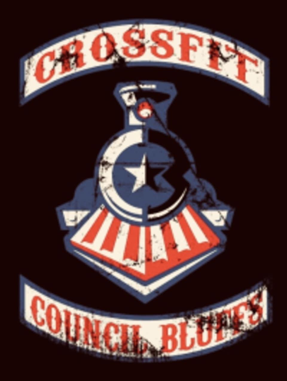 CrossFit Council Bluffs logo