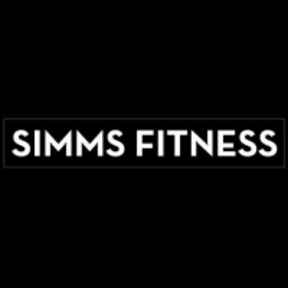 Simms Fitness logo