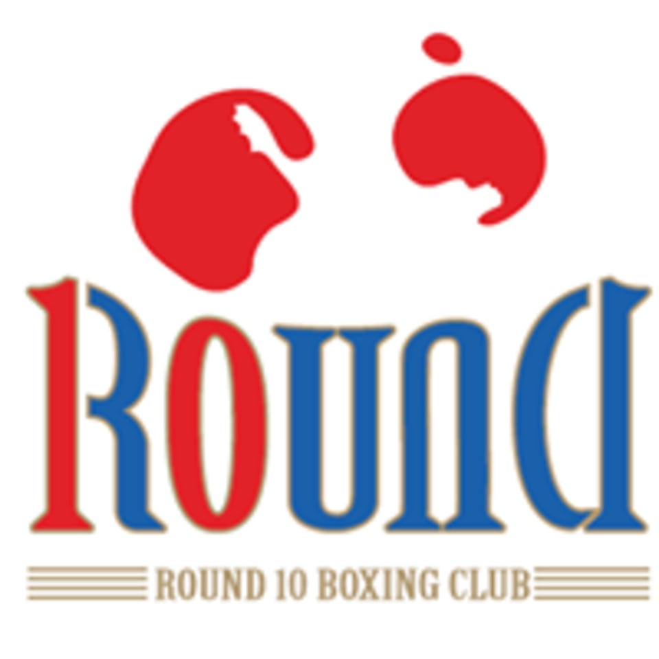Round 10 Boxing logo