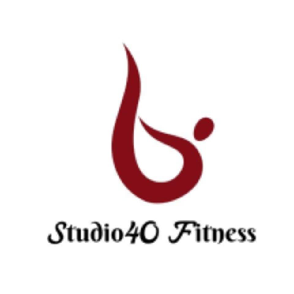 Studio40 Fitness logo