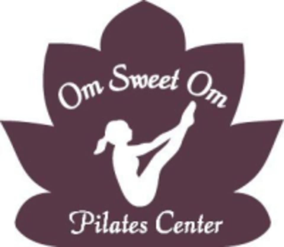 Om Sweet Om Pilates Center logo